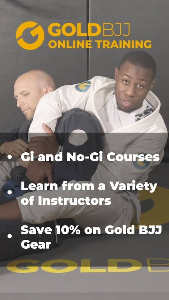 Gold BJJ Training